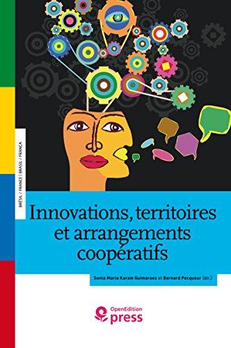 Innovations, territoires et arrangements coopératifs: Expériences de création d'innovation au Brésil et en France