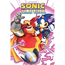 Sonic The Hedgehog Archives Volume 13