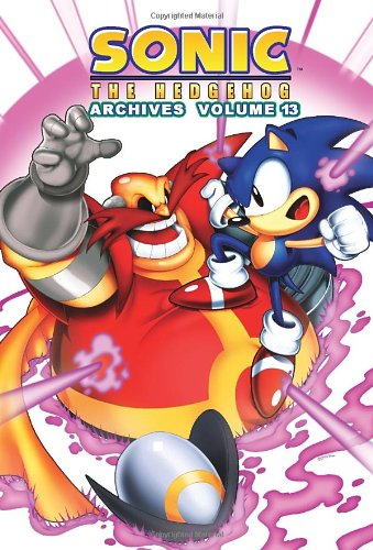 Sonic the Hedgehog archives. Volume 13