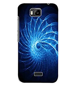 ColourCraft Creative Image Design Back Case Cover for HUAWEI HONOR BEE