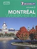Guide Vert Week-End Montréal Michelin