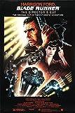 Blade Runner, Harrison Ford Movie, Film Poster,Plakat