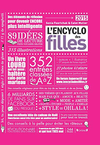 LEncyclo des filles 2015 (French Edition) eBook: Sonia FEERTCHAK ...