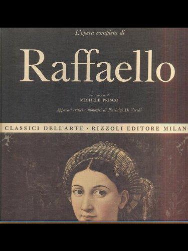 L'opera completa di Raffaello.