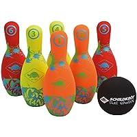 Schildkroet Funsports 970227 Set de Bowling, Unisex niños, Talla Única