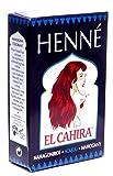 El Cahira - Henna Mahagoni Rot - Mahogany - Acajou 3er Pack (3x 90g)