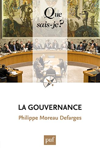 La gouvernance: « Que sais-je ? » n° 3676