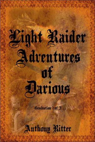 Light Raider Adventures of Darious Cover Image