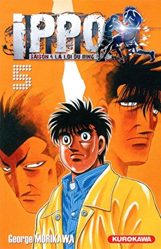 Ippo - Saison 4 - La loi du ring Vol.5 par MORIKAWA George