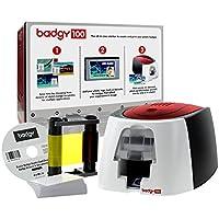 Badgy 100 All In One, Stampante per carte di plastica e distintivi -  Confronta prezzi e modelli