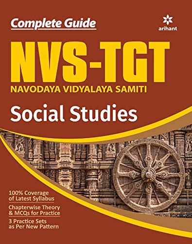 NVS-TGT Social Studies Guide 2019