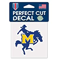 "Wincraft McNeese State Cowboys 4"" x 4"" Die Cut Decal"