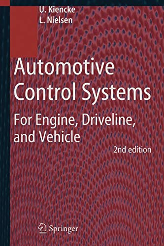 Automotive Control Systems: For Engine, Driveline, and Vehicle