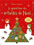 Image de Le grand livre des activités de Noël
