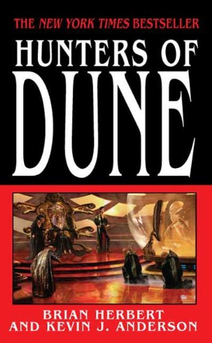 Hunters of Dune (Dune Sequels Book 1) (English Edition)