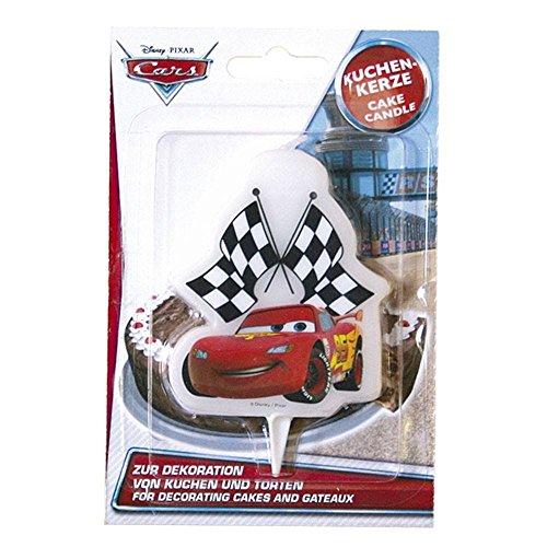 Dekoback 01-14-00737 Kuchenkerze Disney Cars 2D
