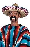 Boland Moustache El Gringo - Taille Unique