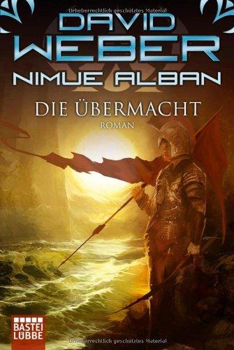 Bastei Lübbe (Bastei Lübbe Taschenbuch) Nimue Alban: Die Übermacht: Nimue Alban, Bd. 9. Roman