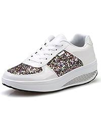 Sneakers Donna Scarpe Fitness Dimagranti Outdoor Sportive Anti Scivolo 3ddffbc6fad