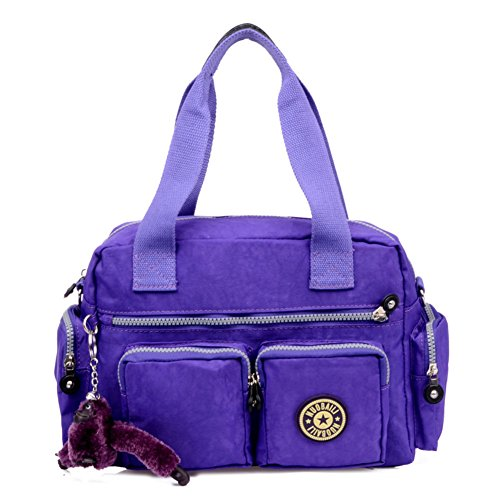 Messenger bag casuale/Tote bag/Borsa a tracolla/Borsa in nylon impermeabile-H H
