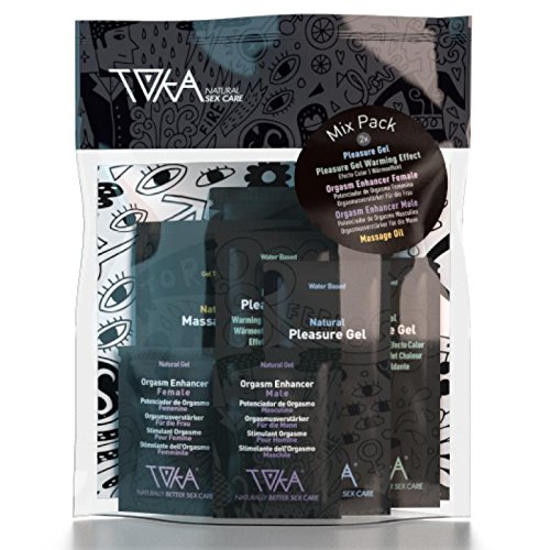 (Toka Mix Pack with Natural Gels & Oil)