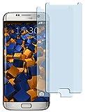 2x mumbi ECO Panzerfolie für Samsung Galaxy S7 Edge Hartglas Glasfolie