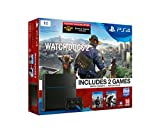 Ps4 Console Best Deals - Sony PS4 1TB Console (Free Games: Watchdogs I, Watchdogs II and Infamous Second Son)