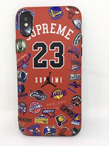 Phone Tattoo iPhone XR hülle case silikon : Basketballverein Rot
