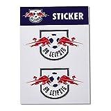 Rasenballsport Leipzig Autoaufkleber / Aufkleber / Multi Sticker 2er Set - RB Leipzig