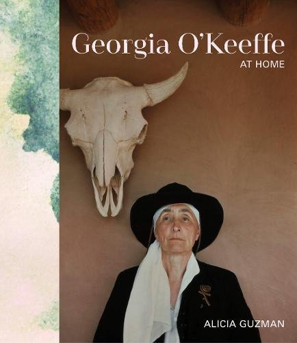 Georgia O'Keeffe at Home par Alicia Inez Guzmán