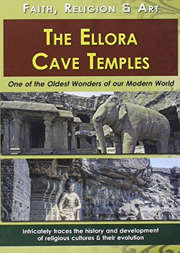 Ellora Cave Temples: Faith Religion & Art [DVD] [Import] - Cave Temple