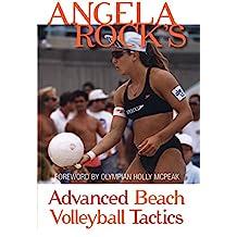 Angela Rock\'s Advanced Beach Volleyball Tactics (English Edition)