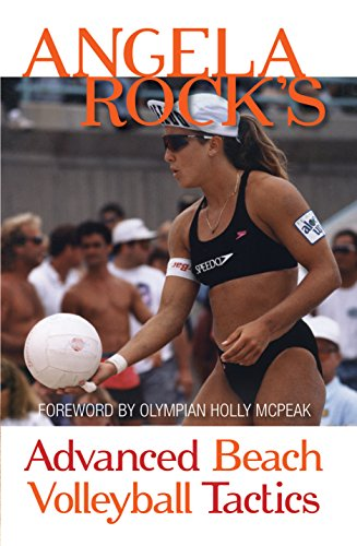 Angela Rock's Advanced Beach Volleyball Tactics (English Edition) por Angela Rock
