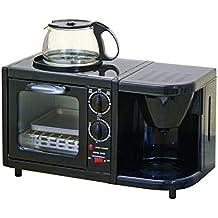 Leisurewize - 3en 1Combinación horno, parrilla y cafetera eléctrica para caravanas de bajo voltaje