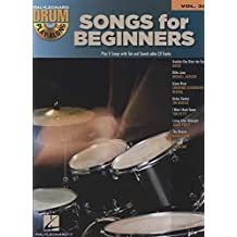 Drum Play-Along Vol.32 Songs For Beginners + Cd-