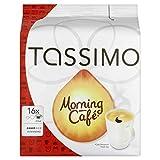 Tassimo Morning Cafe 125 g (Pack of 5)