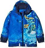 Lego Wear Jungen Jacke Jazz 730-Skijacke/Winterjacke, Blau (Dark Navy 589), 104