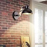 LIYAN minimalistische Wandleuchte Wandleuchte E26 /E27 Das Wohnzimmer Wand leichte industrielle Treppe passage Flur licht Massivholz Himmelbett Schlafzimmer lampe Nachttischlampe
