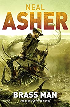Brass Man (Agent Cormac Book 3) by [Asher, Neal]