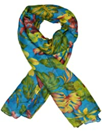 Ladies elegant and Fashionable viscose printed scarf - FULBUTTE