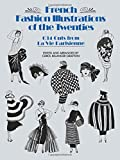 French Fashion Illustrations of the Twenties (Dover Fashion and Costumes)