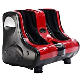 Best Foot And Calf Massagers - Costway Deluxe Electric Circulation Foot Leg Massager Shiatsu Review