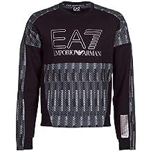 aa289499005 Emporio Armani - Sweat-Shirt - Homme Noir Noir