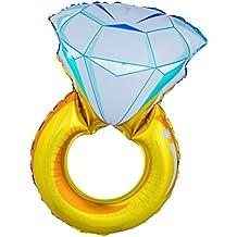 Globo gigante anillo con diamante 105 cm