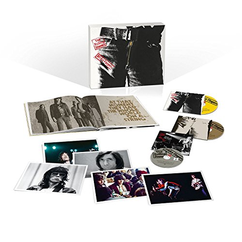 Sticky Fingers (2CD + 1DVD) - Limited European Deluxe Edition
