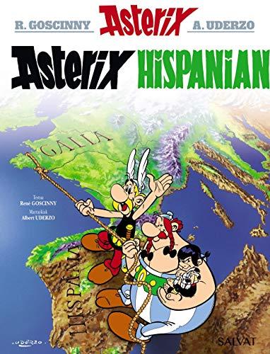 Asterix Hispanian (Euskara - 10 Urte + - Asterix - Bilduma Klasikoa)