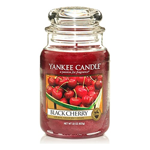 Yankee Candle 1129749 Black Cherry Grosses Jar
