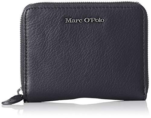 Marc O\'Polo Damen 80718048101100 Geldbörse, Schwarz (Black), 2x12.5x10 cm