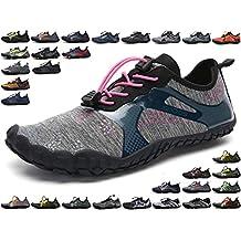 SINOES Zapatos de Agua de Playa Zapatos Deportivos Mujer Pareja Deportes  Aire Libre Calzado de Deportes 48808531d98