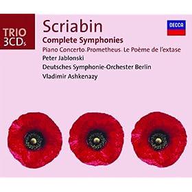 Scriabin: Piano Concerto in F sharp minor, Op.20 - 1. Allegro
